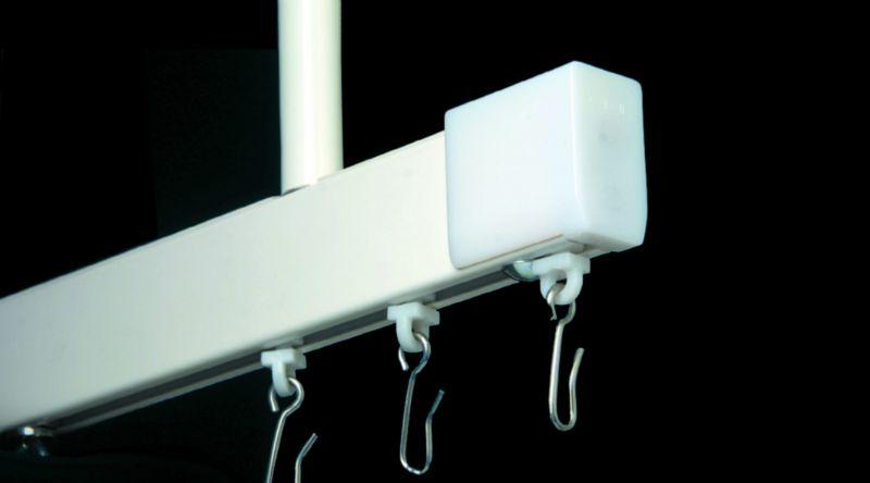 secteur des soins de sant syst mes de rails a rideaux goelst. Black Bedroom Furniture Sets. Home Design Ideas
